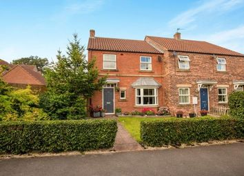 Thumbnail 3 bed end terrace house for sale in Stephenson Road, Brompton On Swale, Richmond, North Yorkshire