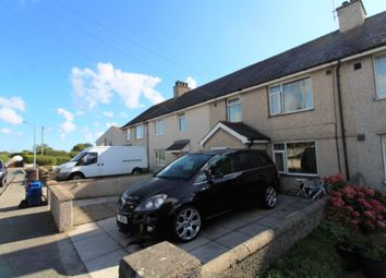 Thumbnail 3 bed terraced house for sale in Bron Heulog, Bodffordd