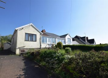 Thumbnail 3 bed semi-detached bungalow for sale in Seaview Road, Portishead, Bristol