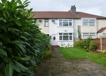 Thumbnail 2 bed terraced house to rent in Brooklands Road, Parkgate, Neston