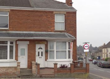 Thumbnail 2 bed end terrace house for sale in Grantham Road, Sleaford