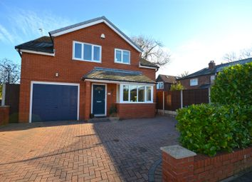 Thumbnail 3 bed detached house for sale in City Avenue, Denton, Manchester