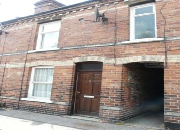 Thumbnail 2 bed terraced house to rent in Lancaster Place, Lincoln