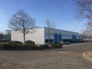 Thumbnail Warehouse to let in Orton Southgate, Peterborough