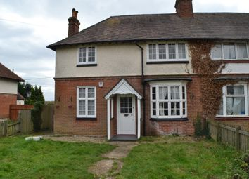 Thumbnail 2 bed semi-detached house to rent in London Road, Thatcham