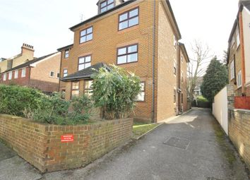 Thumbnail 2 bed flat for sale in Kingfisher Court, 41 Lewin Road, London