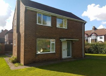 Thumbnail 3 bedroom detached house to rent in Sutton Road, Kirkby-In-Ashfield, Nottingham