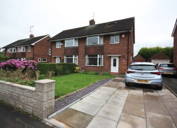 Thumbnail 3 bedroom semi-detached house for sale in Lime Grove, Alsager, Stoke-On-Trent