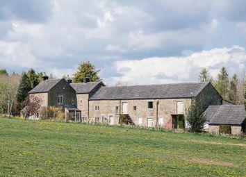 Thumbnail 4 bed farmhouse for sale in Alderwasley, Belper