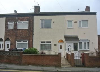 Thumbnail 2 bed terraced house for sale in Cross Lane, Whiston, Prescot