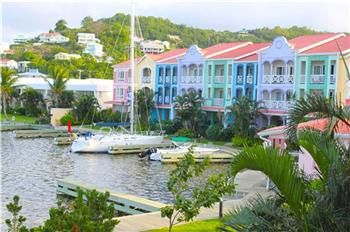 Thumbnail 3 bed property for sale in Rodney Bay Marina, St Lucia