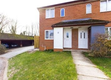 Thumbnail 2 bed end terrace house for sale in Claudius Way, Lydney, Gloucestershire