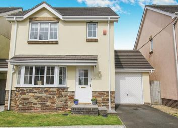 Thumbnail 3 bed detached house for sale in Bodmin, Cornwall