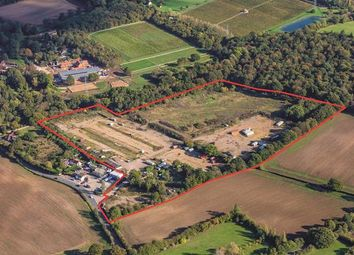 Thumbnail Land for sale in Old Chase Farm, Hyde Lane, Danbury, Chelmsford, Essex