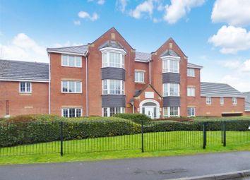 Thumbnail 2 bedroom flat for sale in Balmoral House, Whiteley, Fareham