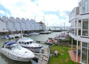 Thumbnail 2 bed flat to rent in Moriconium Quay, Lake Avenue, Poole
