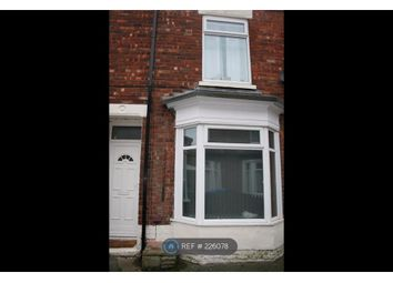 Thumbnail 2 bed terraced house to rent in Wellesley Avenue, Hull