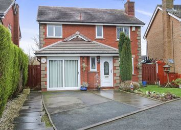 Thumbnail 4 bed detached house for sale in Beech Close, Congleton