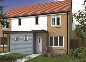 "Thumbnail 3 bed terraced house for sale in ""The Hanbury"" at Greatham Avenue, Stockton-On-Tees"