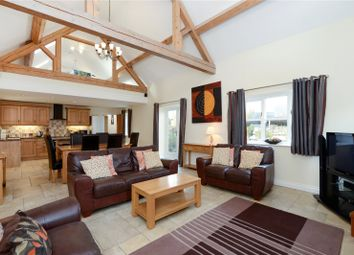 Thumbnail 3 bed semi-detached house to rent in Townhouse Barn, Clotton, Tarporley, Cheshire