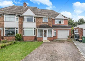 5 bed semi-detached house for sale in Larkfield Avenue, Castle Bromwich, Birmingham B36