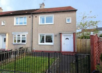 Thumbnail 2 bed end terrace house for sale in Fir Place, Baillieston, Glasgow, Lanarkshire