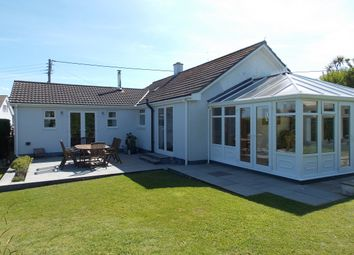 Thumbnail 4 bed detached bungalow for sale in Hendra Vean, Carbis Bay, St. Ives