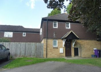 Thumbnail 1 bed maisonette to rent in Rosemont Close, Letchworth Garden City