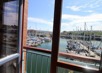 Thumbnail 1 bed flat for sale in Vanguard House, Nelson Quay, Milford Haven, Pembrokeshire.