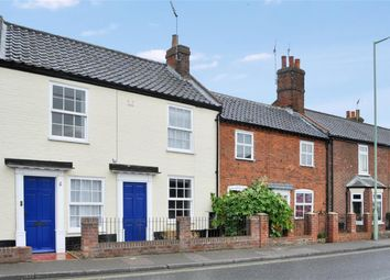Thumbnail 3 bedroom terraced house for sale in St Johns Road, Bungay