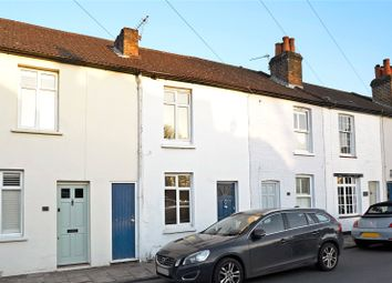 Thumbnail 2 bed terraced house for sale in Bell Road, East Molesey, Surrey