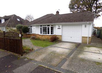 Thumbnail 1 bedroom detached bungalow for sale in Wellington Close, Dibden Purlieu