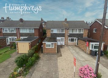 Thumbnail 5 bed semi-detached house for sale in Mead Way, Canterbury