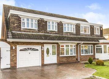 Thumbnail 4 bed semi-detached house for sale in Campion Grove, Marton-In-Cleveland, Middlesbrough