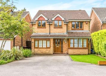 Thumbnail 4 bed detached house for sale in Harrier Close, Waterlooville