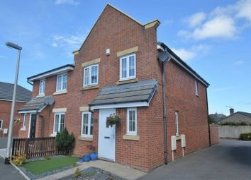 Thumbnail 4 bedroom semi-detached house for sale in Farmers Way, Flimby, Maryport