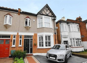 Thumbnail 5 bedroom end terrace house for sale in St Georges Park Avenue, Westcliff-On-Sea, Essex