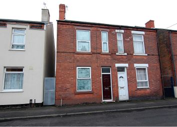 Thumbnail 3 bed end terrace house for sale in Godfrey Street, Netherfield