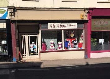 Thumbnail Retail premises for sale in Newerne Street, Lydney