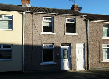 Thumbnail 3 bed terraced house for sale in Arthur Street, Crook, Durham