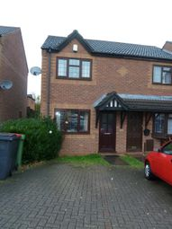 Thumbnail 2 bedroom end terrace house to rent in Imperial Rise, Coleshill