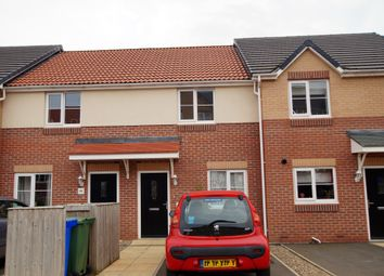 Thumbnail 2 bed terraced house to rent in Blueberry Way, Scarborough