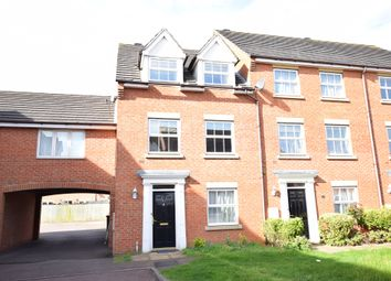 Thumbnail 4 bedroom town house for sale in Croyland Drive, Elstow, Bedford