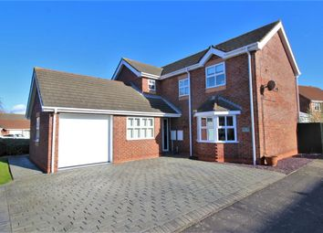 4 bed detached house for sale in Greenfinch Drive, Cleethorpes DN35