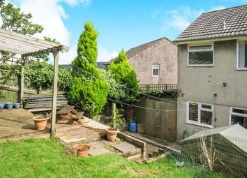 Thumbnail 2 bedroom semi-detached house for sale in Clos Gwent, Beddau, Pontypridd