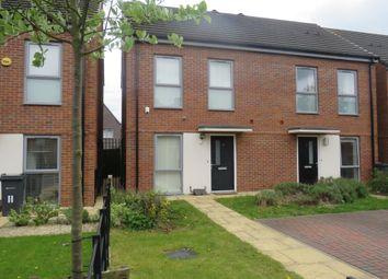 2 bed semi-detached house for sale in Headley Croft, Birmingham B38