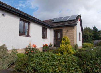 Thumbnail 4 bed detached bungalow for sale in 354 Rullion Road, Penicuik, Midlothian