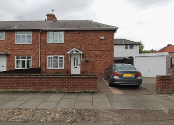 Thumbnail 3 bed terraced house for sale in Seventh Avenue, Blyth