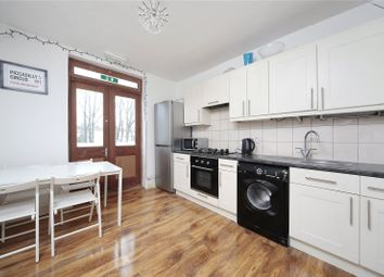 Thumbnail 4 bed flat to rent in Edgeley Road, Clapham, London