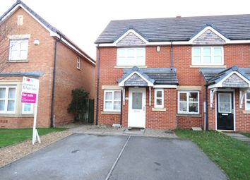 Thumbnail 2 bed link-detached house for sale in Hartside Gardens, Hartlepool